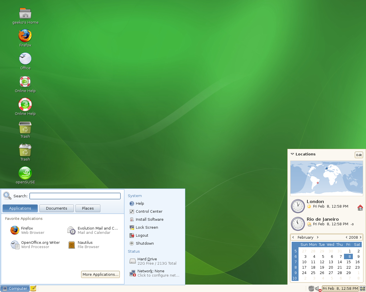 linux opensuse mint - photo #37