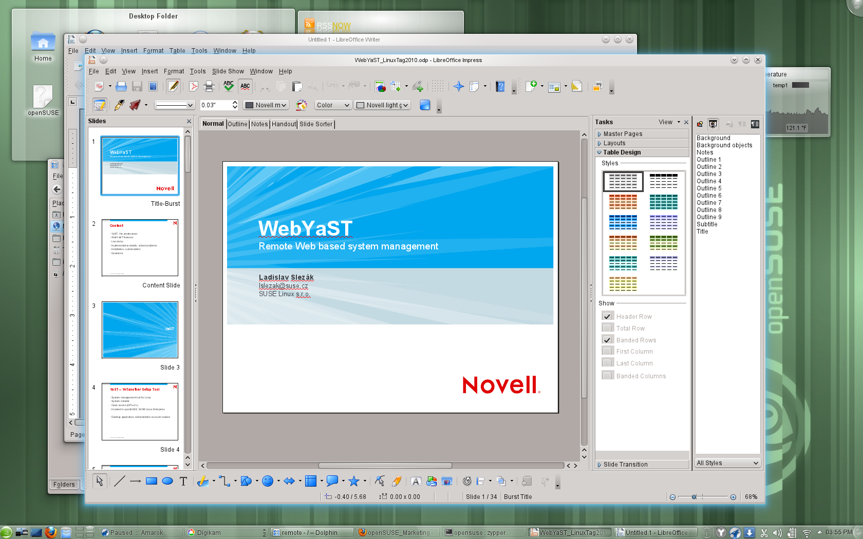 LibreOffice on 11.4