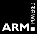 ARM powered logo