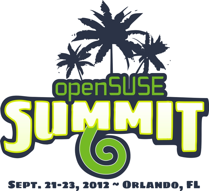 The openSUSE Summit logo
