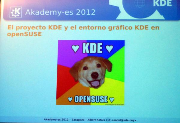 KDE and openSUSE