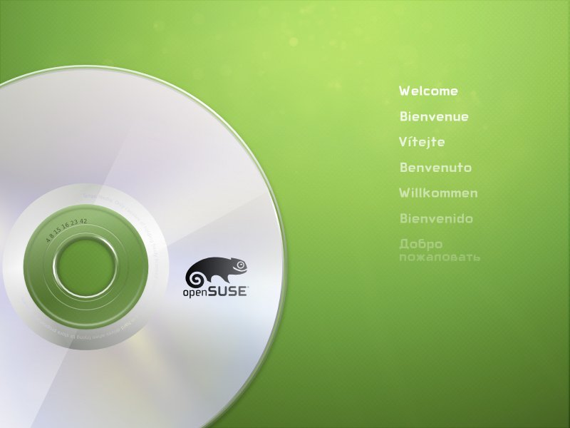 DVD Welcome image