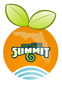 openSUSE Summit 2013 logo