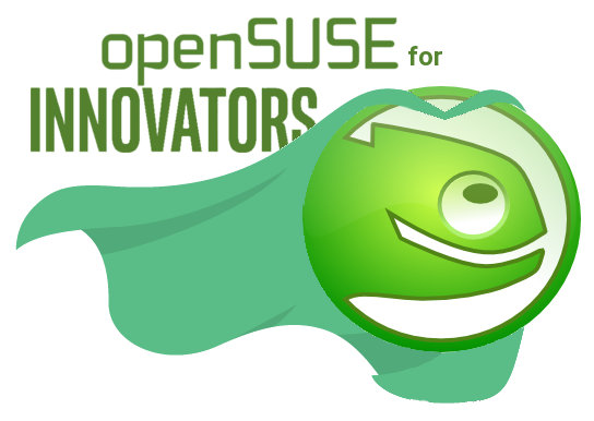 openSUSE for INNOVATORS Project is born
