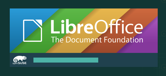 Tumbleweed Gets LibreOffice 7, New Breezy Features
