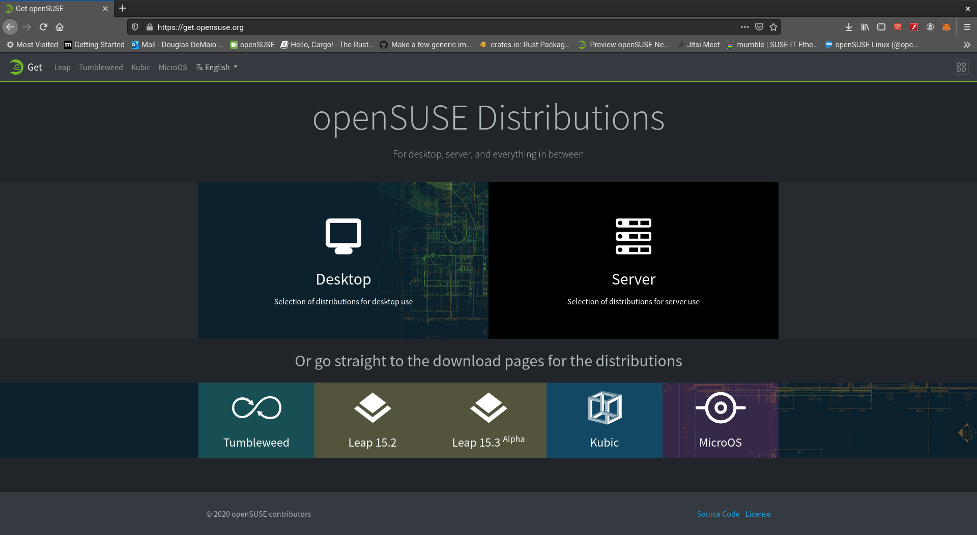 Reducing the scope of software.opensuse.org